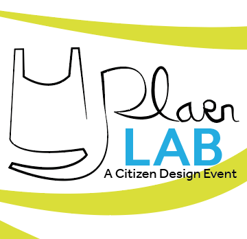 logo for plarn lab event
