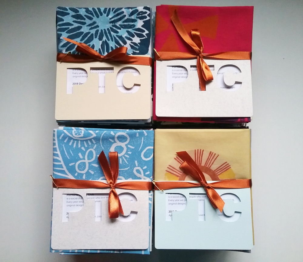 image of PTC fat quarter bundles