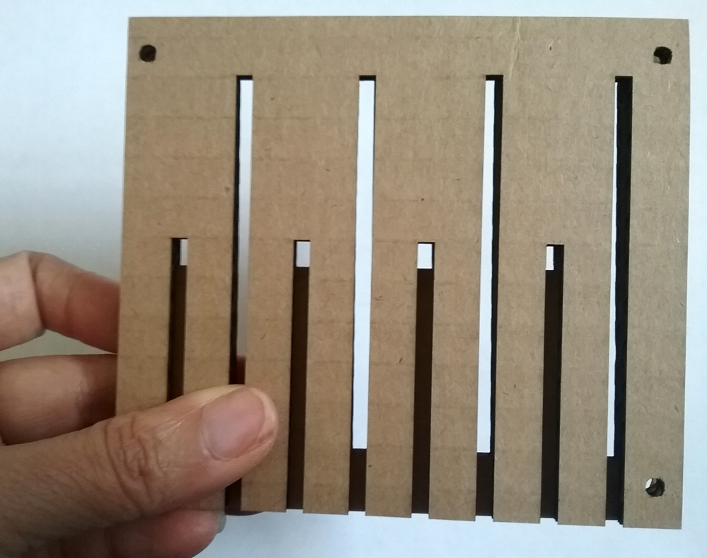 image of the heddle pieces