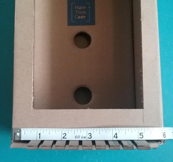 """image measuring box to 6"""""""
